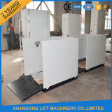 2m Ce Disabled Vertical Wheelchair Platfrom Lift for Sale
