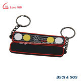 Wholesale Cheap Promotional Car PVC Keychain for Gift