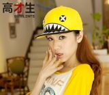 Cotton Embroidery Sport Snapback Baseball Cap