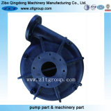 Sand Casting Cast Iron Pump Casing with CNC Machining
