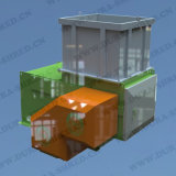 CE&ISO Approved Environment Waste Recycling Machine (DS14162)