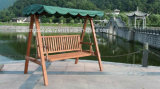 Outdoor Garden Backrest Tent Type Swing Chair