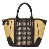 2014 Newest Rivets Women Fashion Designer Handbag (MBLX033165)