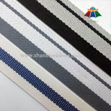 Striped Polyester Webbing for Luggage, Bags