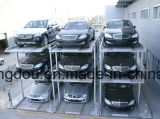 ISO Ce, Psh/Pjh--5floors Vertical Horizontal Automated Car Parking System