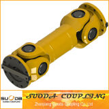 Non Telescopic and Welded Type Universal Coupling