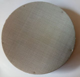 Ss304 Woven Wire Mesh Sintered Extruder Screen Filter Discs