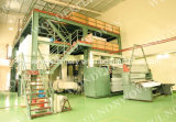 3.2m Double Die PP Spunbond Non Woven Fabric Machinery