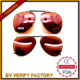 Optical Attribute and UV Protection New Style Clip on Sunglasses