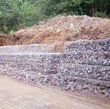Galfan Hexagonal Wire Mesh Stone Cage