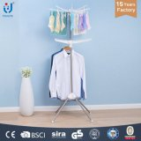Collapsible Towel and Clothes Hanger