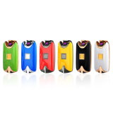 Double Arc Finger Scan Button Rechargeable Cigarette Lighter