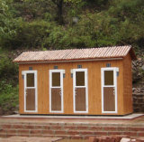 Quality Environment Friendly Outdoor Toilet