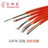 Ten-Gigabit Indoor Communication Wire Optical Fiber Cable