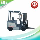 Curtis Controller 2.5t Electric Forklift with Lifting Height 4m