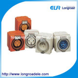 TG56SO Series Socket Outlets (Protection Rating IP66)