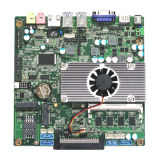 Fanless Mini Itx Motherboard with Core I5-5200u Processor and 4GB RAM
