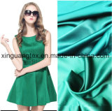 Polyester Br Twisting Satin for Home Textile/Garment/Dress/Lining