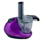 Push Button Control Stainless Steel Blades 100watt Electric Food Processor