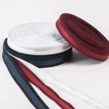Smooth Vertical Lines Imitation Cotton Polyester Ribbon