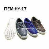 Men Classical Injection Canvas Shoes Comfortable Leisure Shoes (FFHY0406-05)