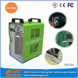 Small Portable Oxy-Hydrogen Generator Oh100 Flame Polishing Machine