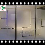 8mm 10mm Float Acid Etched Tempered Glass Door