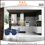 White Color Wooden Home Furniture Wood Kitchen Cabinet