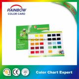 Water Base Colour Paste Deposit Printing Colour Chart Catalogue
