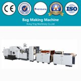 Paper Bag Machine with Window in Line
