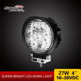 9PCS 3W High Intensity Round Style LED Work Lamps 27W