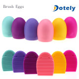 Face Silicone Painting Brushes Egg