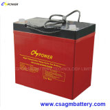 Rechargeable High Temperature Gel Battery 12V35ah for Street Lights