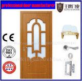 Bathroom Latest Design MDF Wood Decorative Panel Door