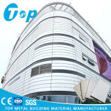 Aluminum Exterior Wall Cladding Solid Panel with PVDF Coating