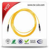 FC/APC- FC/APC Sm Simplex 3.0mm 5m Yellow Fiber Patch Cord