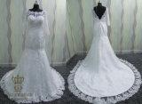 Long Sleeve Bridal Wedding Dress Mermaid Bridal Dress