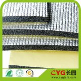 Foam Insulation PE Foam Backed Aluminum Foil and Adhesive Heat Insulation Material Supplier