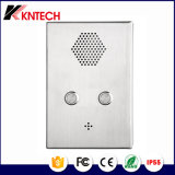 Cleanroom Telephone Flush Mounting Mounting Emergency Phone Public Security Koontech