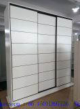 Melamine MDF Sliding Door Wardrobes (factory directly)