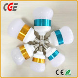 Hottest Lamp E27 9W LED Bulb Light with Heat Sink