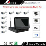 Wholesale Network Video Recorders 4 Channel CCTV IP Camera NVR Kit WiFi Wireless Camera