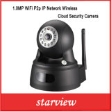 1.0MP WiFi P2p IP Network Wireless Cloud Security Camera