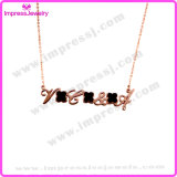 China Supplier Gold Neptune Layer Womens Necklace