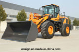 Ensign Wheel Loader 6 Ton Model Yx667 with Weichai Engine, 3.5 M3 Bucket, Joystick and A/C.
