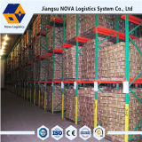 Warehouse Storage Drive Through Pallet Rack From China Manufacturer