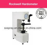 Manual Coating Surface Rockwell Hardometer Hardness Measuring Test Machine Device