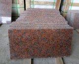 G562 Granite, Maple Red Granite, Red Granite Slabs Tiles