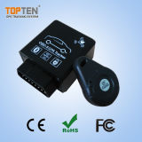 OBD GPS Bluetooth Diagnostic Car Alarm with Data Logger and Battery (TK228-ER)