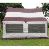 Outdoor Camping Air Permeability Spacious Waterproof 5-6 People Camping Tent